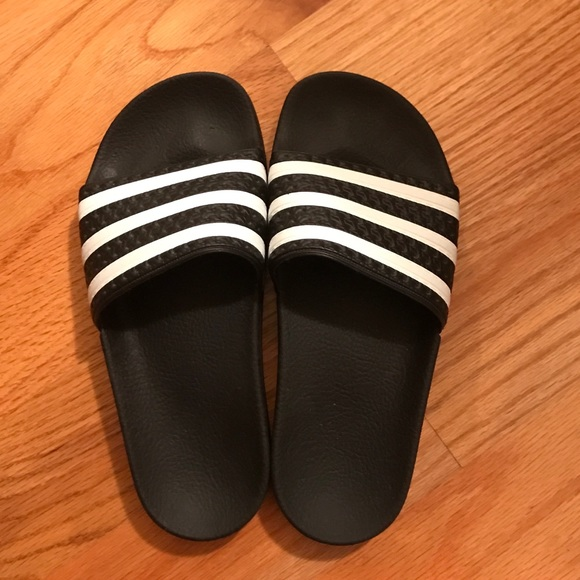 d193abc2296b14 adidas Shoes - Adidas Originals Adilette Slide Sandals